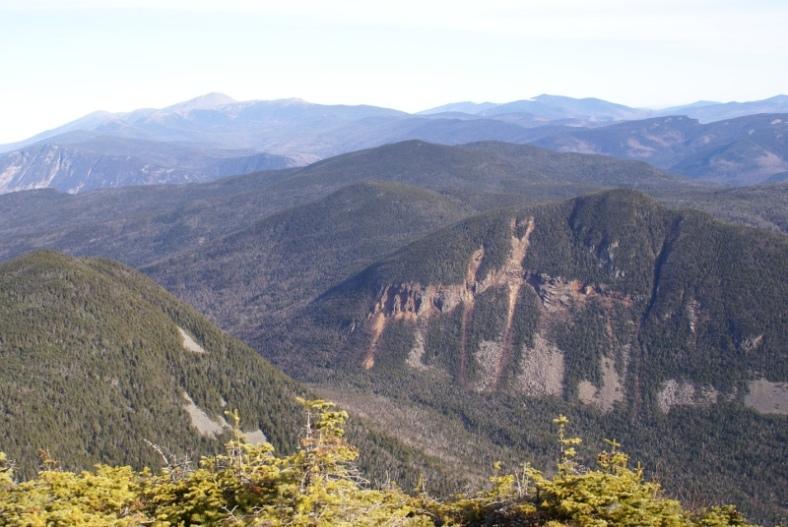 Signal Ridge - Mt. Lowell