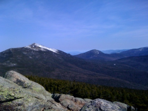 Looking toward Mt. Lincoln