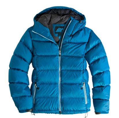 EMS Women's Ice Down Jacket.  Picture from EMS' website.