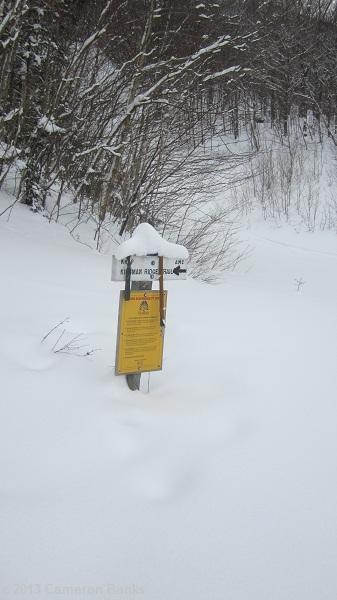 Kinsman Ridge Trail, here we come!