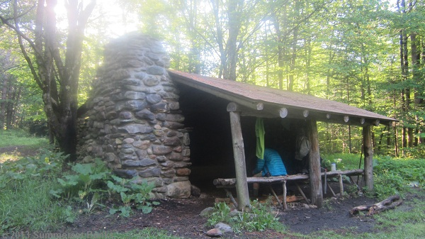Governor Clement Shelter, in use since 1929.