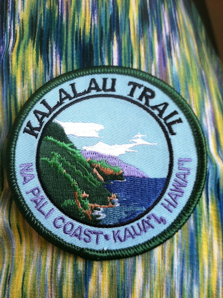 Been there, hiked it, got the patch!