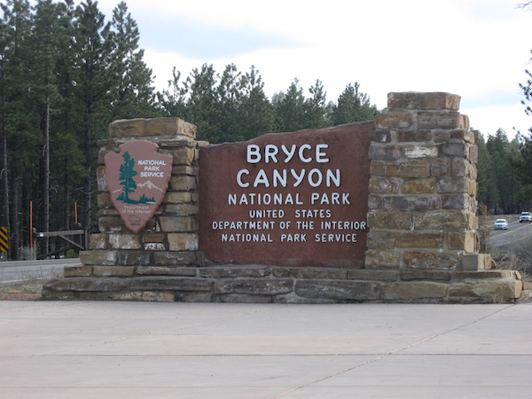 Made it to Bryce!