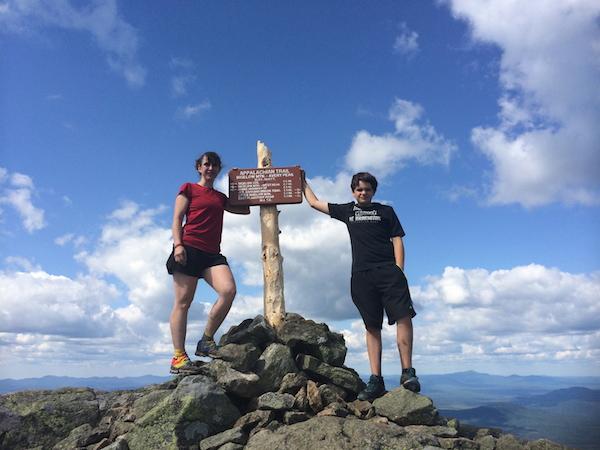On Avery Peak, #67!